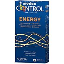 condones efecto calor Control