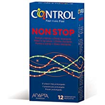 control preservativos non stop