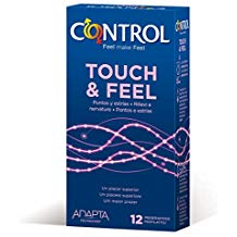 control touch and feel preservativos