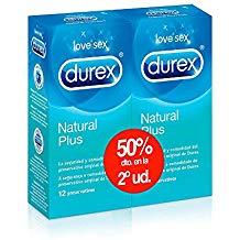 preservativos natural pack ahorro