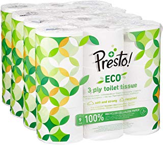 papel higiénico presto