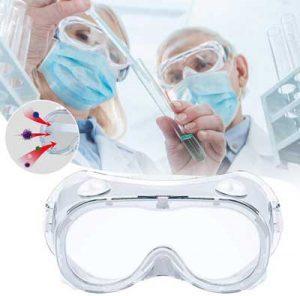 gafas protectoras antivirus